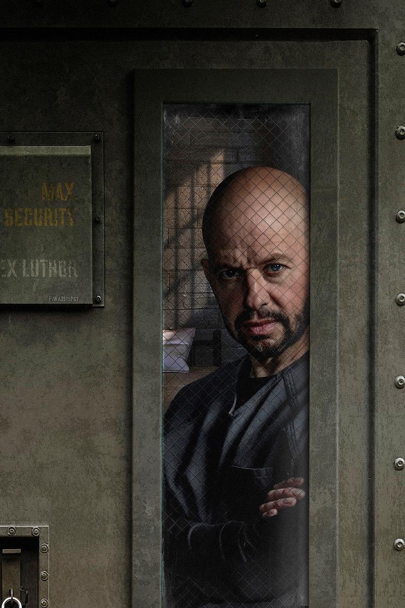 Jon Cryer nei panni di Lex Luthor