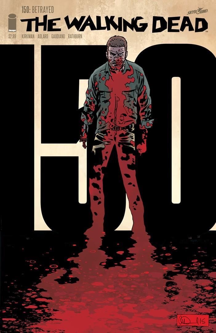 The Walking Dead: il numero 150 negli Usa