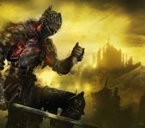 Un concept art di Dark Souls III, di From Software e Bandai Namco