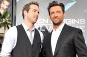 Una foto di Hugh Jackman e Ryan Reynolds