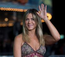 Primo piano di Jennifer Aniston