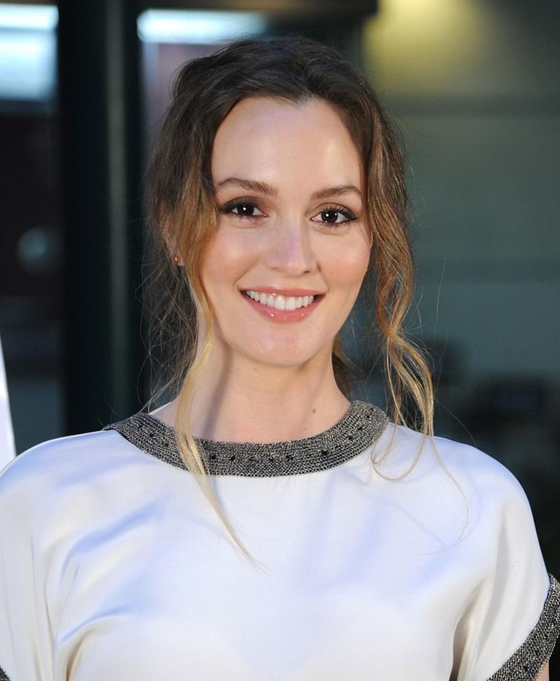 L'attrice Leighton Meester