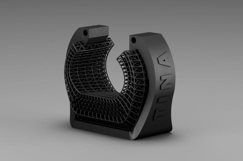 Il braccialetto da gaming prodotto da IKEA e UNYQ