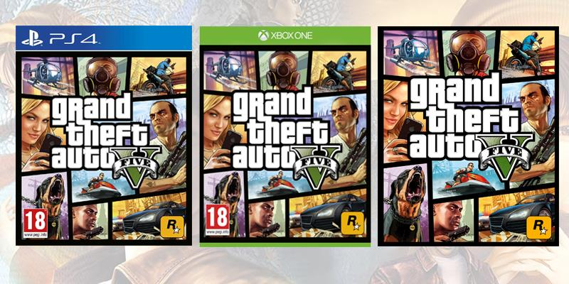 Grand Theft Auto V è disponibile su PC, PS4 e Xbox One
