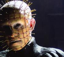 Il personaggio di Pinhead della saga horror Hellraiser