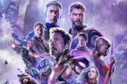 Poster russo di Avengers: Endgame