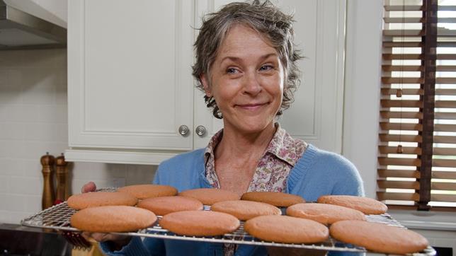 The Walking Dead: i biscotti di Carol