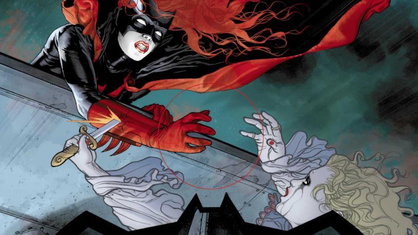Una new entry interessante nell'universo delle serie DC Comics