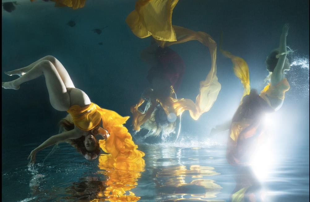 Un altro meraviglioso scatto di Beyoncé in acqua