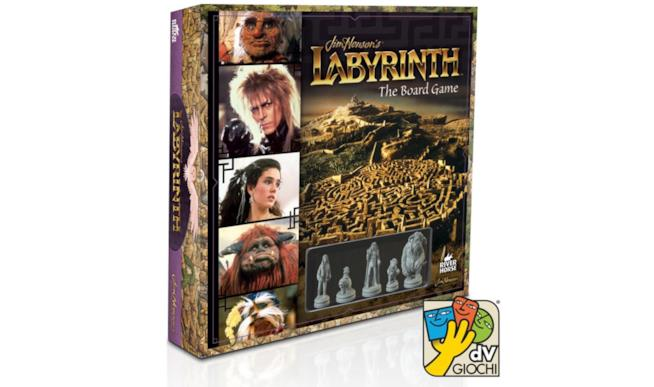 La scatola di Labyrinth - Il gioco da tavolo