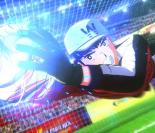 Benji in Captain Tsubasa: Rise of New Champions