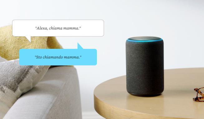 Amazon Echo Plus e i comandi vocali di Alexa