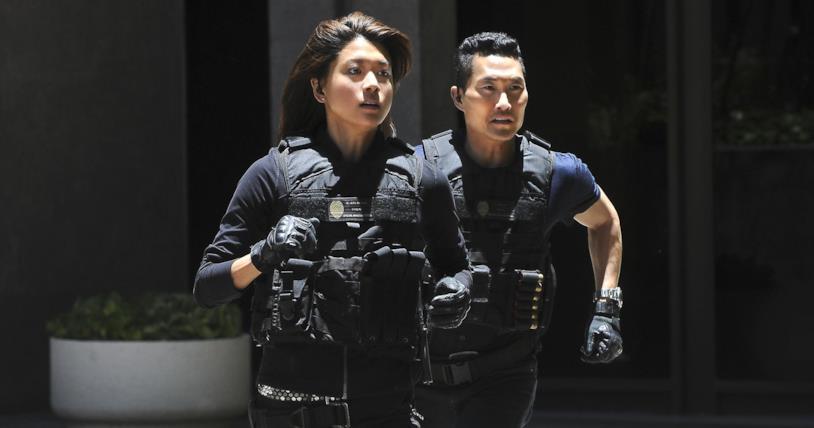 Daniel Dae Kim in Hawaii Five-0