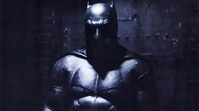 La foto di The Batman pubblicata da Zack Snyder