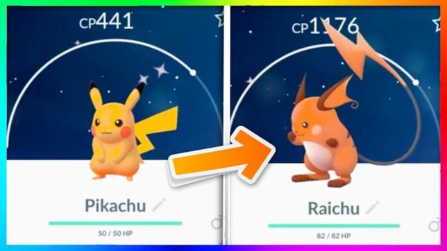 Shiny Pikachu e Shiny Raichu appaiono in Pokémon GO