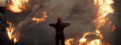 Il potere della Fenice in X-Men: Apocalisse