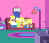 Pixel dopo pixel, alla conquista di Springfield!