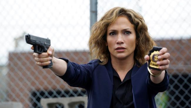 Jennifer Lopez in Shades of Blue