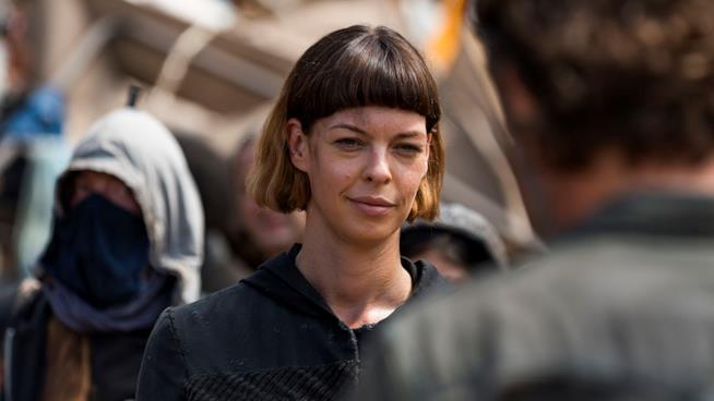 Jadis in The Walking Dead