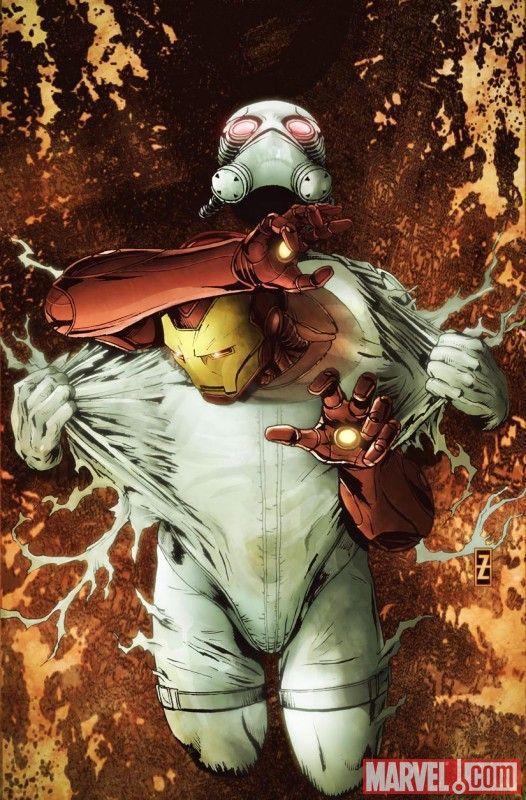 Ghost contro Iron Man