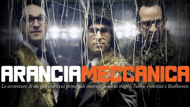 Arancia Meccanica, spettacolo teatrale