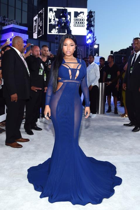 Nicki Minaj ai VMA 2016