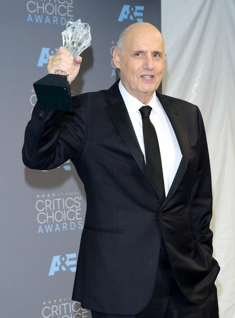 Jeffrey Tambor ai Critics' Choice Awards