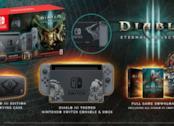 I contenuti del bundle di Nintendo Switch e Diablo III