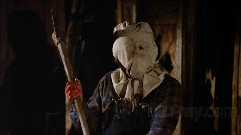 Jason Voorhees nel film L'Assassino ti Siede Accanto