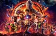Gli Avengers al completo nel poster promozionale di Avengers: Infinity War