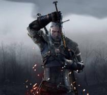 Geralt di Rivia in The Witcher 3: Wild Hunt