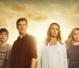 Il poster di The Gifted