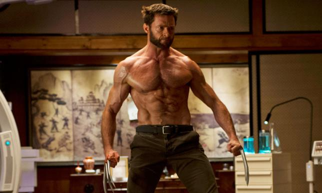 Logan / Wolverine nel film