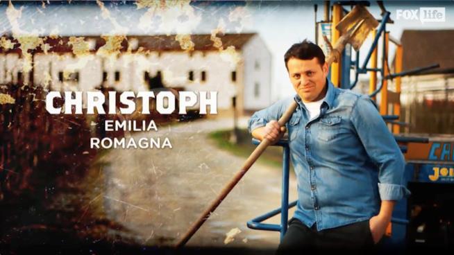 Christoph, concorrente de Il Contadino Cerca Moglie 2