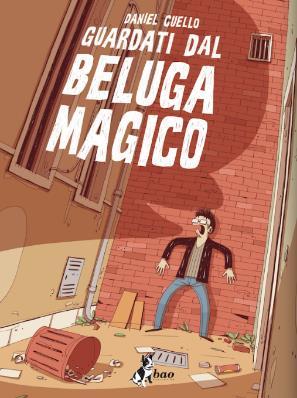 La cover del fumetto di Daniel Cuello