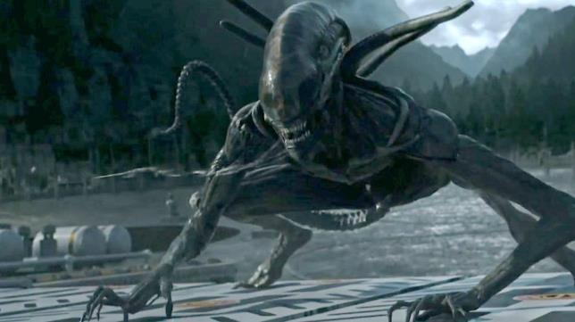 Xenomorfo di Alien: Covenant