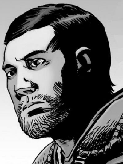 The Walking Dead: Un'altra immagine di Dante