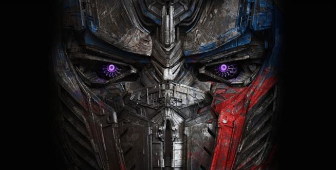 Il Transformer Optimus Prime del franchise cinematgrafico