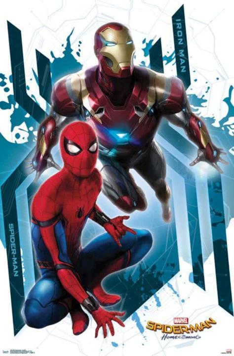 Spider-Man: Homecoming: l'Uomo Ragno e Iron Man combattono insieme