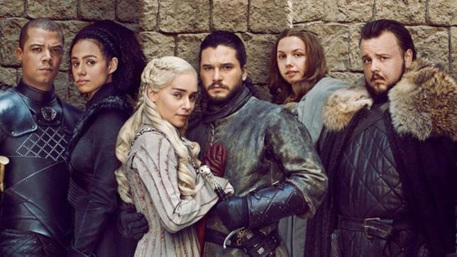 Alcune delle coppie di Game of Thrones 8