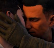 Un bacio gay in Mass Effect: Andromeda