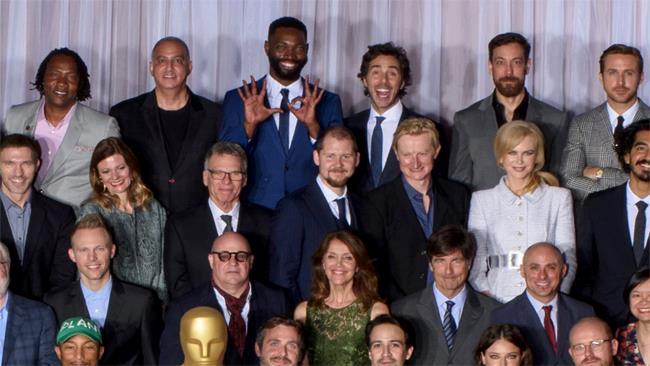 Tarell Alvin McCraney agli Oscar Luncheon 2017