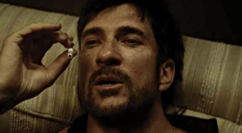 American Horror Story: Johnny Morgan in Asylum