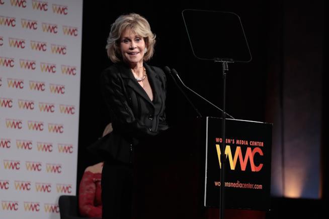 Jane Fonda è stata ingiustamente accusata di detenzione di droga