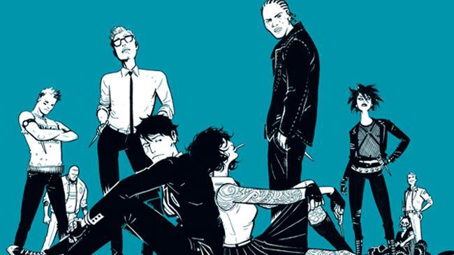 Deadly Class, il fumetto