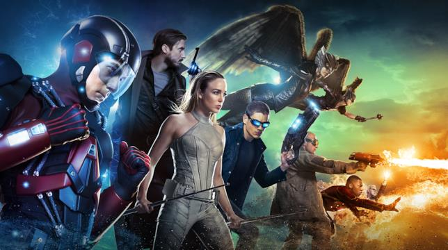 Legends of Tomorrow, i protagonisti