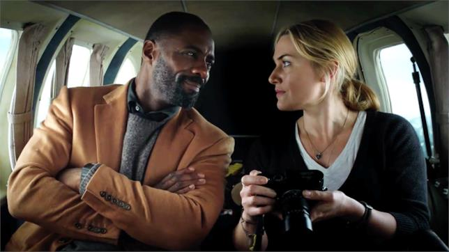 Ben e Ashley sono Idris Elba e Kate Winslet