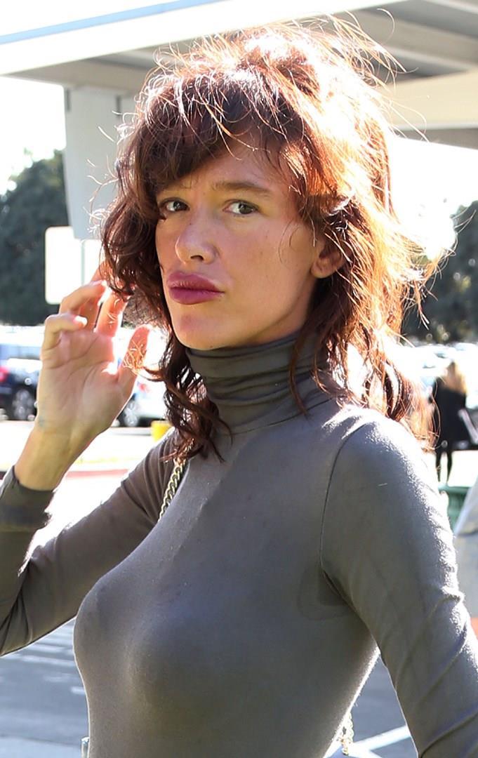 Paz de la Huerta è una delle accusatrici di Weinstein