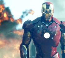 Iron Man nel primo film