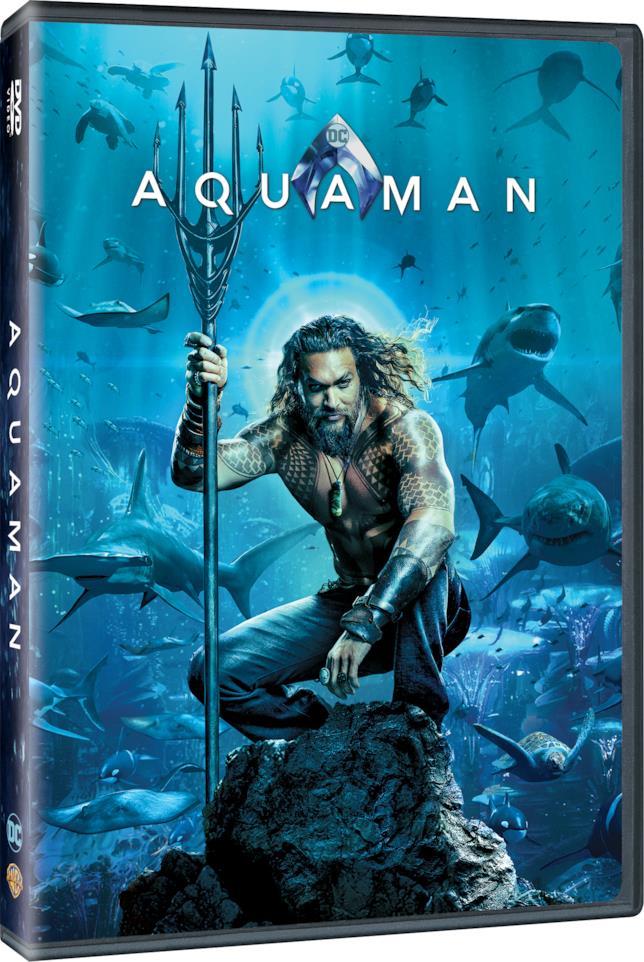 Aquaman - Home Video - DVD